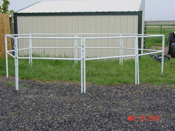 Portable Corral Systems For Horses : Portable corral panels classifieds