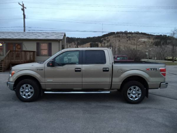 Year End Sale 2012 Ford F150 Crew XLT 3.5L Ecoboost, chrome pkg