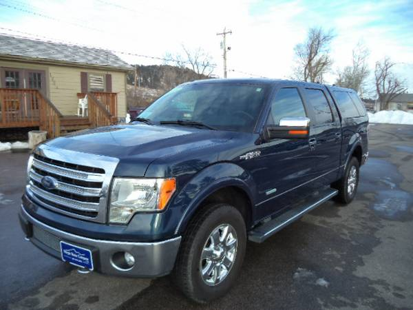 Year End Sale 2013 Ford F150 Crew lariat 3.6l EcoBoost, like new